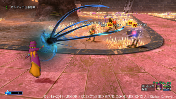 【ドラクエ10】魔界モンスターの経験値うますぎワロタwwwのサムネイル画像