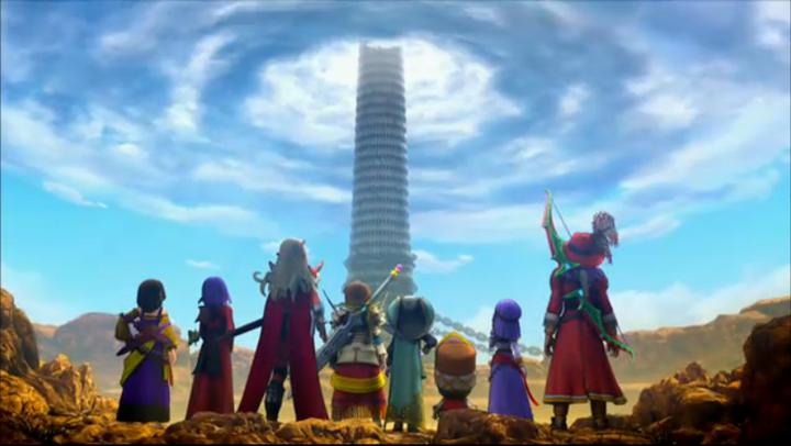 【ドラクエ10】3.0後期に「神話の塔」クルー!?のサムネイル画像