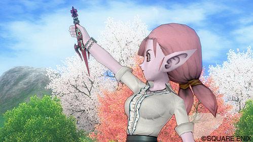 【ドラクエ10】「シュメリアブラウス」登場でエルおじ大歓喜のサムネイル画像