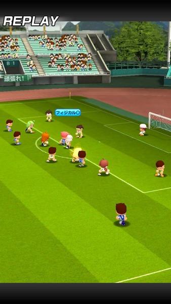 【パワサカ】このゲームの試合みたいな楽しみ方はサッカー以外でも応用できそうじゃない?のサムネイル画像