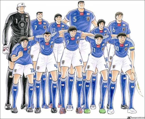 【実況パワフルサッカー】パワサカとコラボしそうなサッカー漫画のサムネイル画像