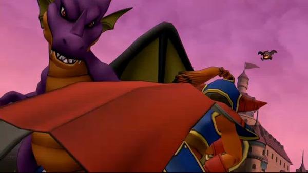 【ドラクエウォーク】なんで変身後の「竜王」をやらないの?のサムネイル画像