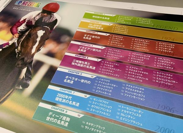 【ウマ娘】10月発売の優駿図鑑がウマ娘を意識しすぎな件wwwのサムネイル画像