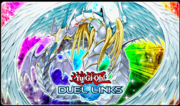 【デュエルリンクス】レインボードラゴンのプレイマットが超かっこいい!のサムネイル画像