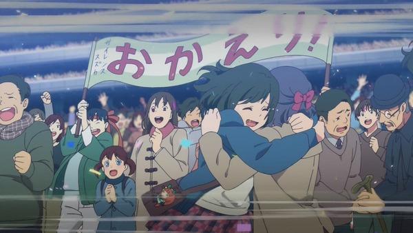 【ウマ娘】第11話「おかえりなさい!」 ついにスズカ復活!!!のサムネイル画像