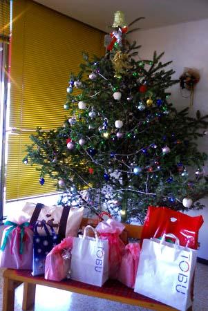 クリスマスパーティー その5