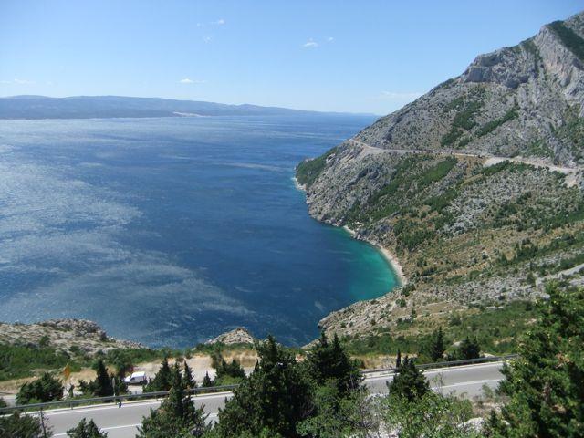 クロアチア旅行(2)マカルスカ:...