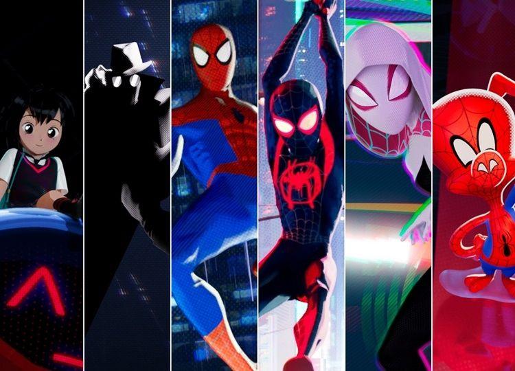 この3人に比べたら、あとのスパイダーマン・ノワール、ペニー・パーカー、スパイダー・ハムの出番はやや少なめ。でも、キャラは立ってました。