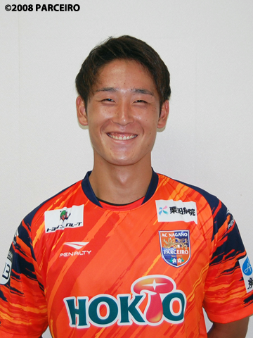 吉田選手(笑顔)