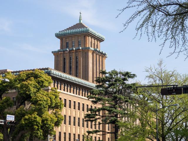県庁キングの塔