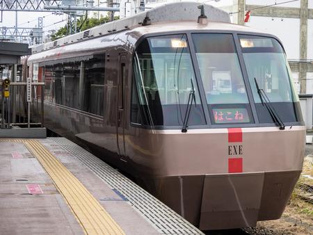 小田急EXE1