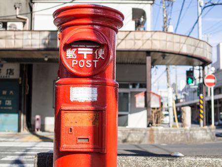 丸型郵便ポスト5