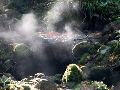 千条の滝2