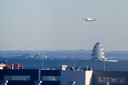 羽田空港展望デッキ・・・