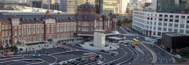 東京駅俯瞰4