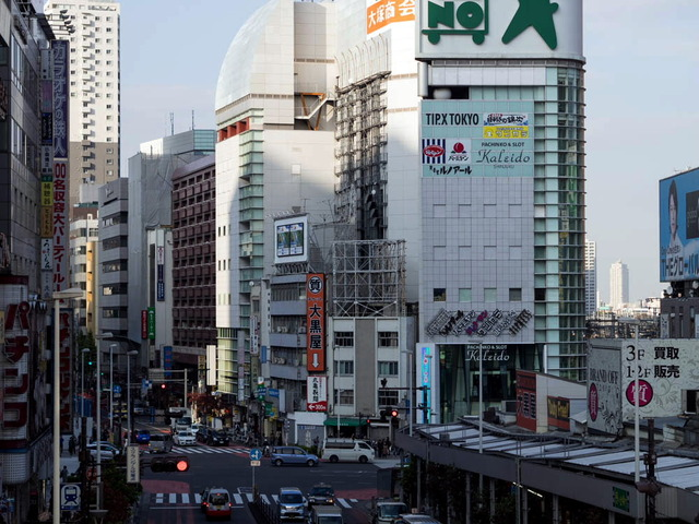 東京街景・新宿07