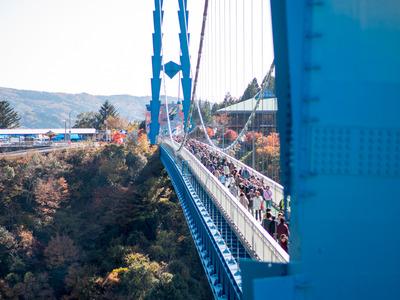 竜神大吊橋12