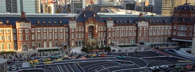 東京駅俯瞰1