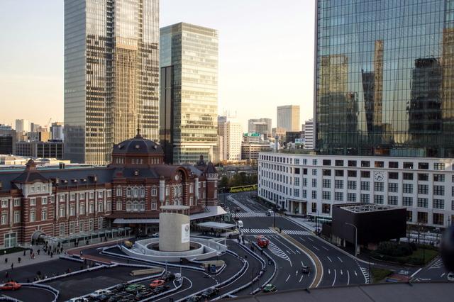 東京駅俯瞰6