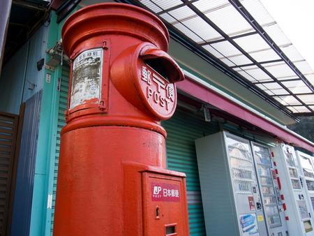 座間・茶川商店前2