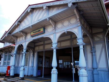 浜寺公園駅1