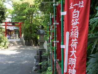 白笹稲荷2