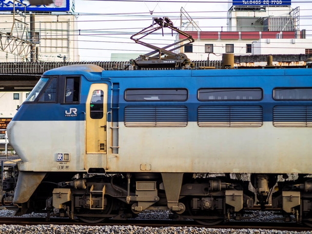EF66 107貨物02