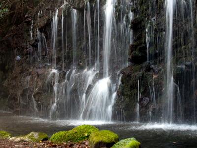 千条の滝7
