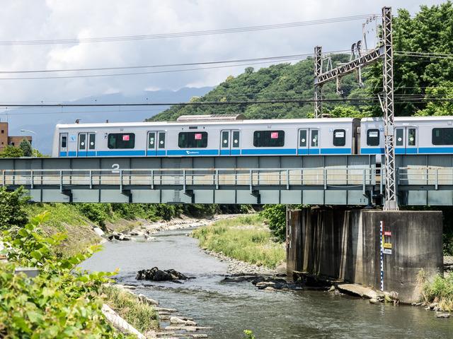 金目川橋梁5