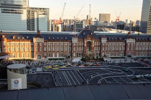 東京駅俯瞰3