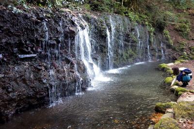 千条の滝8