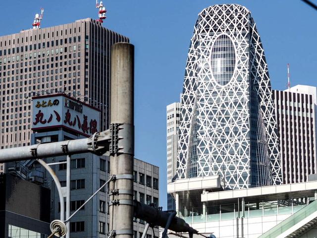 東京街景・新宿02
