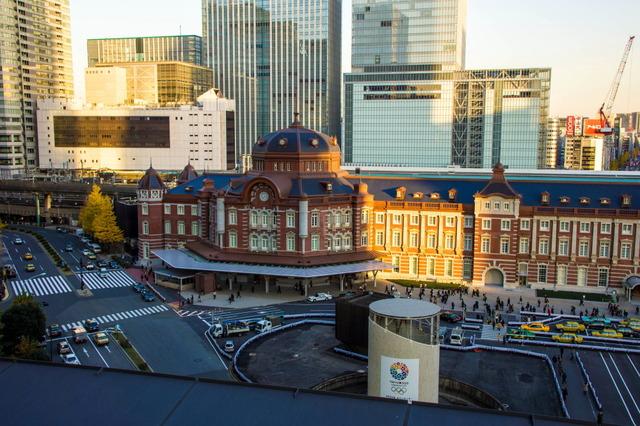 東京駅俯瞰2