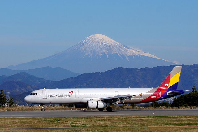 富士山静岡空港2