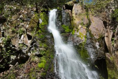 八岳の滝1