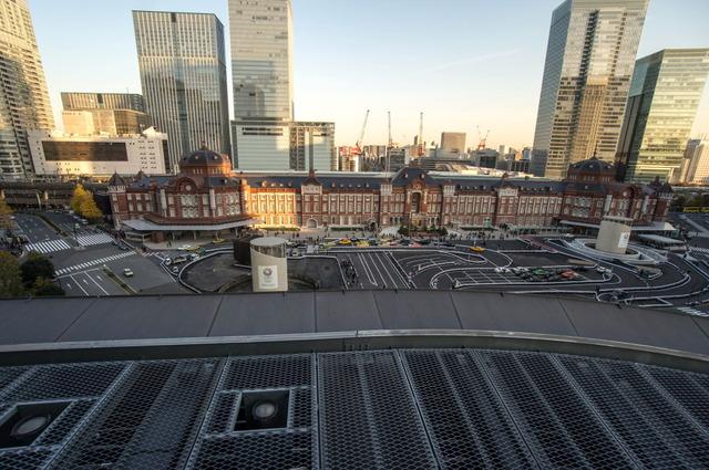 東京駅俯瞰5