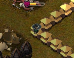 【リトルノア】ジャイロちゃんよく壁にめり込んで施設破壊するんですがかっこいいですか?