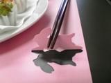 テーブル(うさき箸置き)