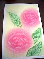 バラのカード