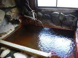 雨飾温泉の内湯