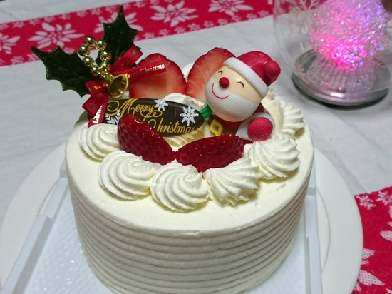 白馬「スウィートショット」のケーキ☆