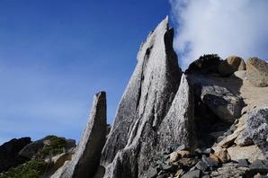 花崗岩の彫刻