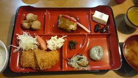 至仏山荘さんの夕食♪