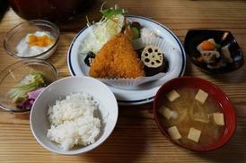 燕山荘さんの夕食♪
