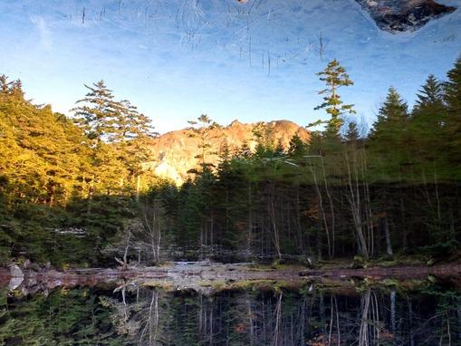 八ヶ岳のみどり池