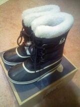 SORELのブーツ♪