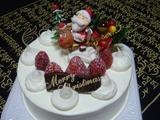 「Ricca」のクリスマスケーキ♪