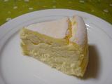 チーズケーキ  プレーン4分の1カット