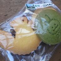 コケ丸とリスのクッキー♡