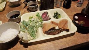三条の湯の夕食